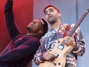 Rudimental:2014英国Glastonbury音乐节演出实录