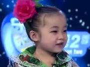 《饭没了秀》20140629:甜嘴小女孩夸主持人 年纪越大挣钱越多
