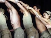 英国国家芭蕾舞团:2014英国Glastonbury音乐节演出实录