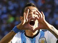 MV-《天使》致敬迪马利亚 致命一击助阿根廷晋级