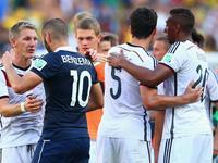 全场回放-法国0-1德国 胡梅尔斯破门助德国晋级
