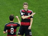 角球防守漏人穆勒推射破门 德国1-0先拔头筹