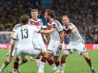 替补登场格策扫射得手 德国1-0加时终破僵局