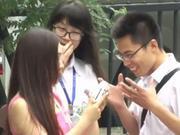 《惊喜实验室》20140807:自拍相机恶搞路人 约会挑对象内涵是关键?