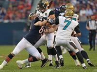 NFL季前赛全场录播 芝加哥熊vs杰克逊维尔美洲虎