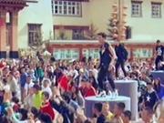 《舞动全城》20140906:香格里拉千人舞会 场面空前盛大