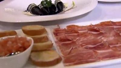 欧来西班牙美食 油焖春笋的制作