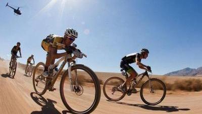 南非山地自行车马拉松 魔鬼赛程挑战极限