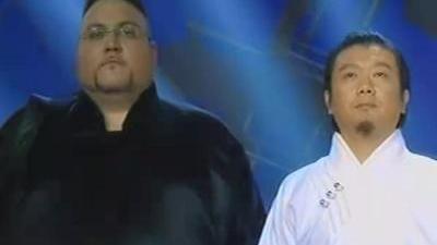张力摇滚蒙古风专场 收放自如HAYA乐队苍狼大地