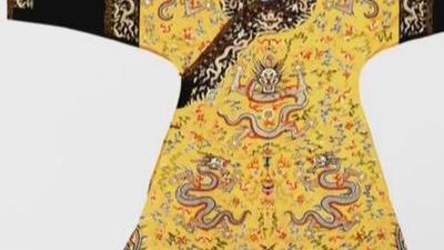 肥大龙袍价值二十万 龙袍获得宝物奖励基金