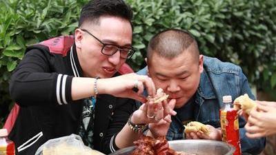 岳云鹏搭档华少带你寻味北京美食