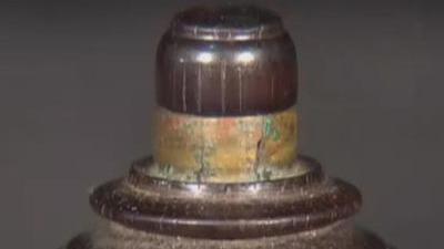 皇家用具瓶盖值五万 铜炉高价仿品卖四千