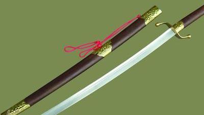 解密龙泉宝剑传统制法 吴山明发扬浙派人物画