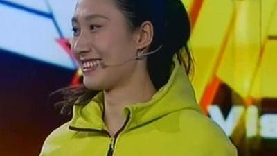 冬奥会冠军讲述艰苦训练  女性企业家现场情感营销