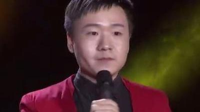 谭若冰模仿腾格尔与黄家驹 中国好声音校园推介会武汉站