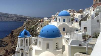 丝路万里行抵达希腊 卫星直播比雷埃夫斯港