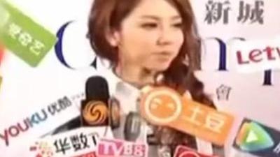 邓紫棋称与林宥嘉关系和谐 成龙古屋外捐惹争议