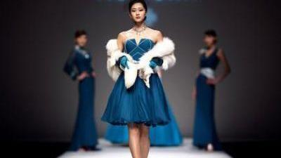 上海时装周秋冬发布 潮人分享着装搭配心得