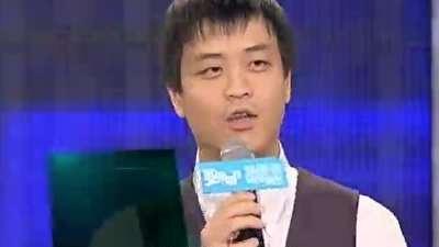 韩国留学生现场卖萌回忆留学生酸史