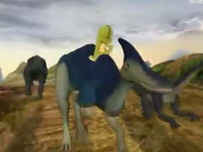蓝猫淘气3000问之恐龙时代 蓝猫淘气3000问 恐龙蓝猫淘气3000问