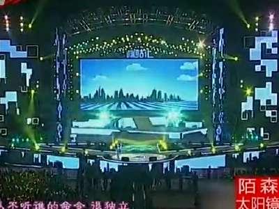 《中国爱大歌会》20130127:张韶涵《淋雨一直走》