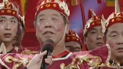 京昆耍牙获赞赏 藏有五个冠军的武术表演