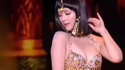 "Q版苹果家族PKMissA霏 ""李大仁""告白埃及艳后"