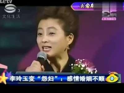 李玲玉激情演绎《粉红色的回忆》