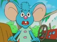 蓝皮鼠和大脸猫 02