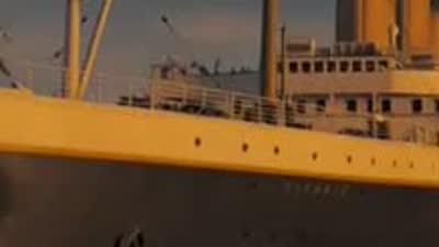 《泰坦尼克3D》中文预告片