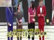 韩国综艺丑女化妆大变脸 人人都能当明星