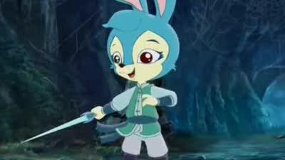 《虹猫蓝兔光明剑》第18集