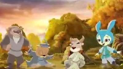 《虹猫蓝兔光明剑》第24集