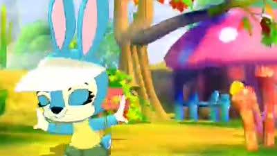 《虹猫蓝兔你问我答》第22集