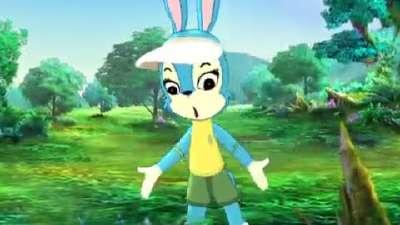 《虹猫蓝兔你问我答》第40集