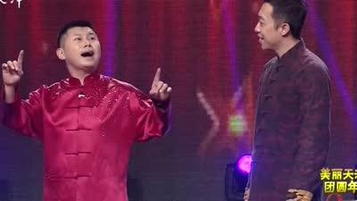 相声《马年唱马》李菁 何云伟-2014天津春晚
