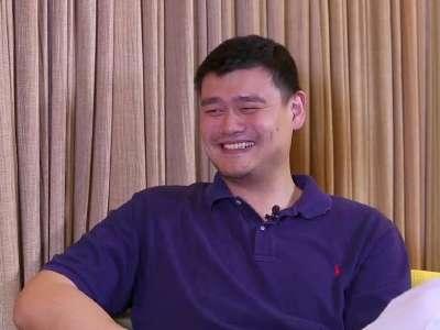 《体育早班车》第147期分段:姚明亲口回应暴漫表情图片