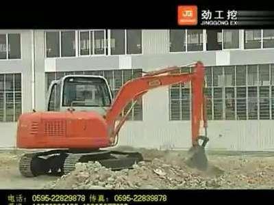 劲工挖掘机现场v图纸图纸gl视频图片