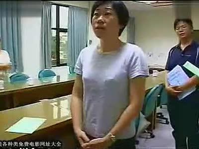 男医生给初中女生做裸检