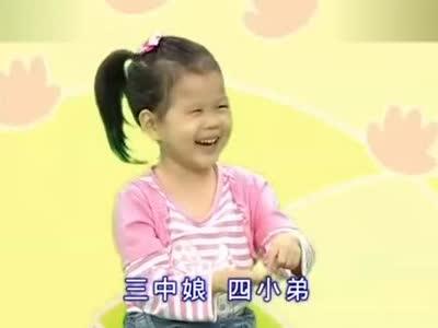 巧虎儿童手指律动视频《五指谣》幼儿舞蹈早教视频
