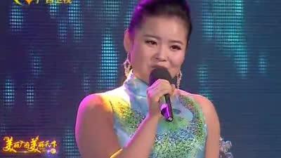 """歌舞组合""""美丽山水""""-2013广西卫视春晚"""