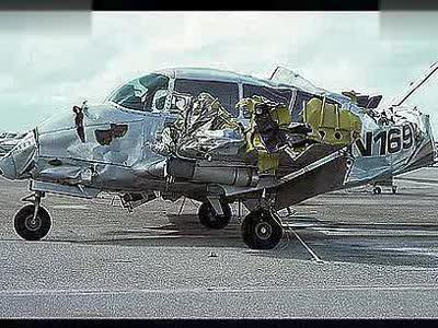 史上最白痴的飞机事故