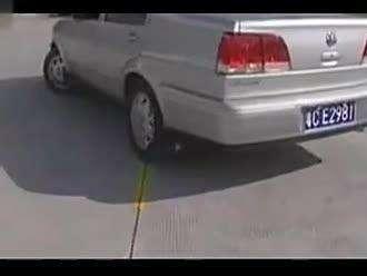 目二学车教程 侧方位停车 技巧 图解 驾校一点通科目二c1倒车入库