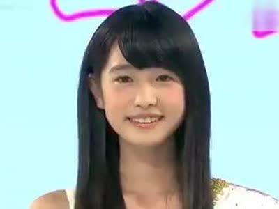 12岁自然系女孩夺冠日本国民美少女大赛