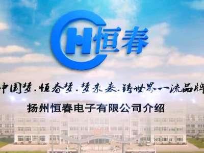 扬州恒春电子-企业宣传片