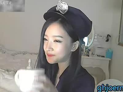美女热舞 韩国人气美女主播