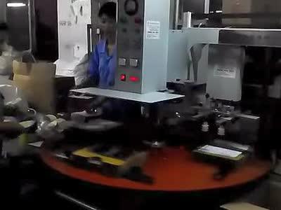 全自动吸塑包装机
