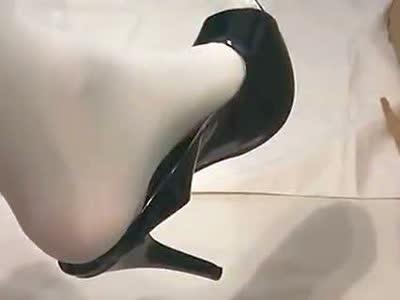 美女玩鞋58 在线观看