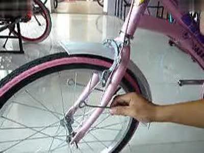 常规自行车安装教程- 在线观看