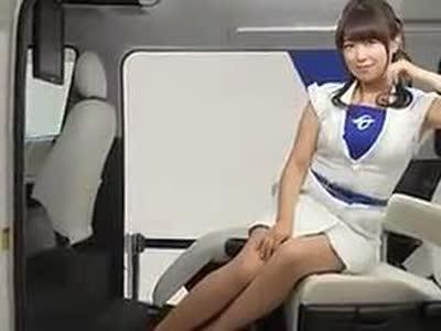 东京国际车展 性感车模美女热舞集锦